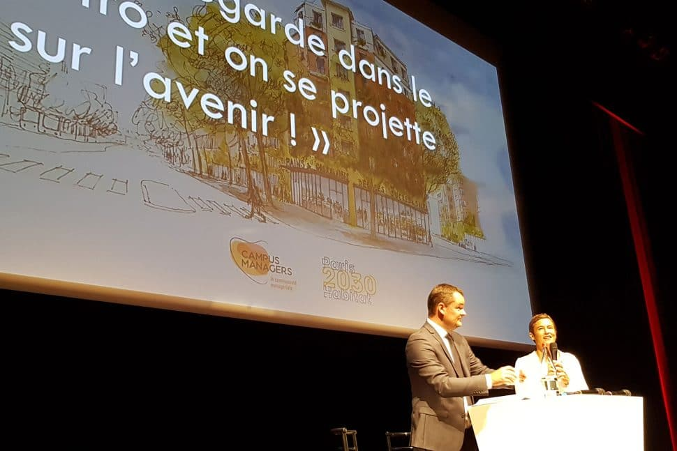 Discours Stéphane Dauphin ouverture campus managers 2021